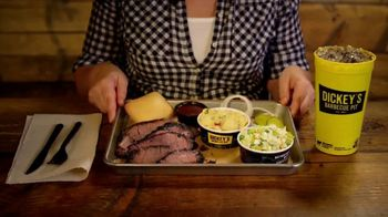 Dickey's BBQ Texas Brisket TV Spot, 'Perfected Texas Brisket' - Thumbnail 9