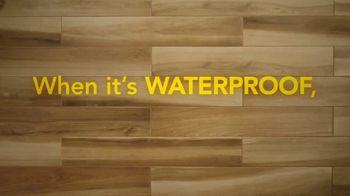 Lumber Liquidators Fall Flooring Kickoff TV Spot, 'Lasting Peace of Mind' - Thumbnail 1