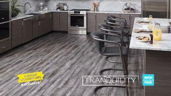 Lumber Liquidators Fall Flooring Kickoff TV Spot, 'Lasting Peace of Mind' - Thumbnail 5