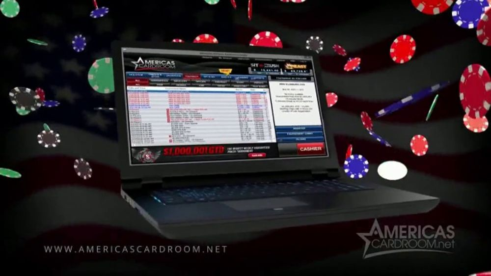 Americas Cardroom Tv Commercialpractice Your Skills For Free