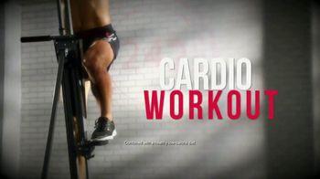 MaxiClimber TV Spot, 'Cardio Workout' - Thumbnail 4