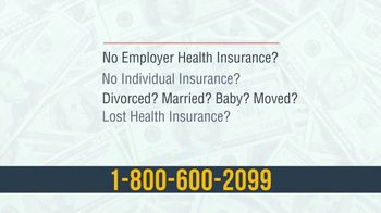 Health Insurance America TV Spot, 'No Employer Health Insurance?' - Thumbnail 2