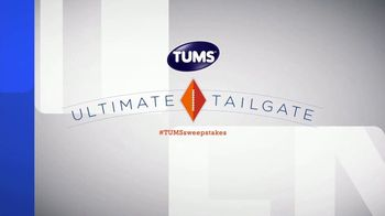 HLN TUMS Ultimate Tailgate Sweepstakes TV Spot, 'Upgrade Your Tailgate' - Thumbnail 2
