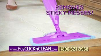 Rejuvenate Click n Clean TV Spot, 'Speed Clean' - Thumbnail 3