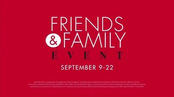 Visionworks Friends & Family Event TV Spot, 'Look Amazing' - Thumbnail 5