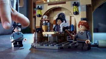 LEGO Harry Potter TV Spot, 'Back to Hogwarts'