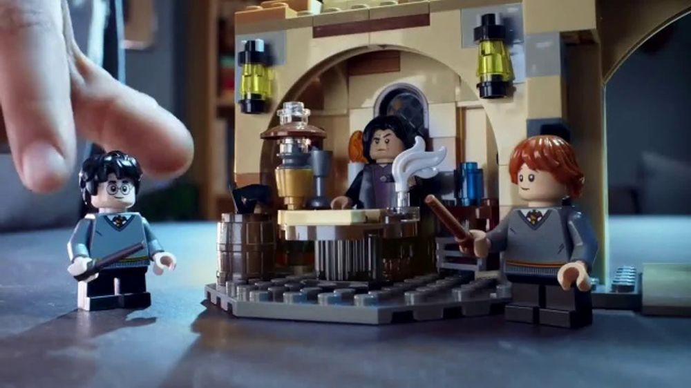 Lego Harry Potter Tv Commercial Back To Hogwarts Ispottv