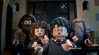LEGO Harry Potter TV Spot, 'Back to Hogwarts' - Thumbnail 8
