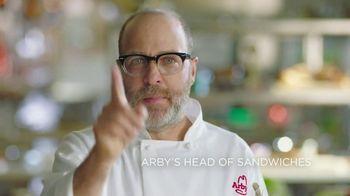 Arby's Core Sandwiches TV Spot, '1-833-44 ARBYS' Featuring H. Jon Benjamin - Thumbnail 2