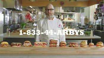 Arby's Core Sandwiches TV Spot, '1-833-44 ARBYS' Featuring H. Jon Benjamin - Thumbnail 4