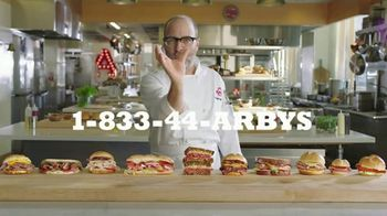 Arby's Core Sandwiches TV Spot, '1-833-44 ARBYS' Featuring H. Jon Benjamin - 7 commercial airings