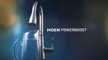 Moen Power Boost TV Spot, 'The Power of Water' - Thumbnail 10