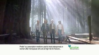 Prolia TV Spot, 'Headed in the Right Direction' - Thumbnail 2
