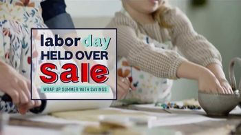 Ashley HomeStore Labor Day Held Over Sale TV Spot, 'Absolutely Ends Monday' - Thumbnail 2