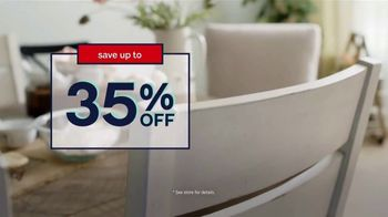 Ashley HomeStore Labor Day Held Over Sale TV Spot, 'Absolutely Ends Monday' - Thumbnail 4