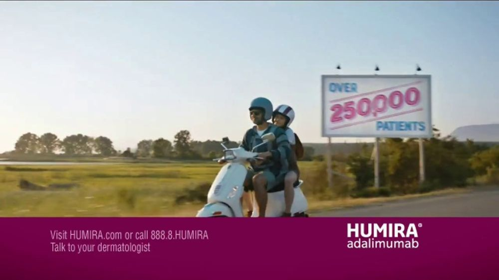 HUMIRA TV Commercial, 'Keep Going'