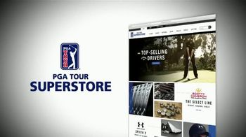 PGA TOUR Superstore TV Spot, 'Brand New Look: Save $20' - Thumbnail 1