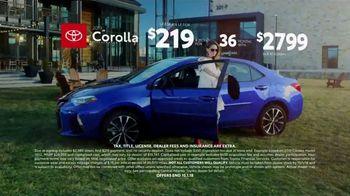 2019 Toyota Corolla TV Spot, 'The Show Must Go On' [T2] - Thumbnail 7