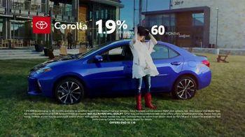 2019 Toyota Corolla TV Spot, 'The Show Must Go On' [T2] - Thumbnail 8