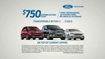 Ford TV Spot, 'First' [T2] - Thumbnail 6