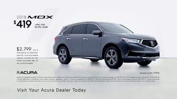 2018 Acura MDX TV Spot, 'By Design: City' Song by Lizzo [T2] - Thumbnail 9