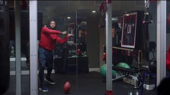 NFL TV Spot, 'Get Ready to Celebrate: Baby' Feat. DeAndre Hopkins - Thumbnail 3