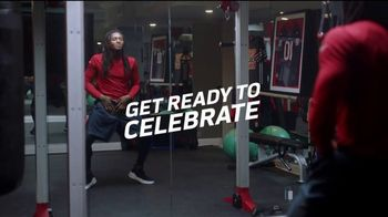 NFL TV Spot, 'Get Ready to Celebrate: Baby' Feat. DeAndre Hopkins - 33 commercial airings