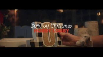 Hobby Lobby TV Spot, 'Holiday Decor' - Thumbnail 7