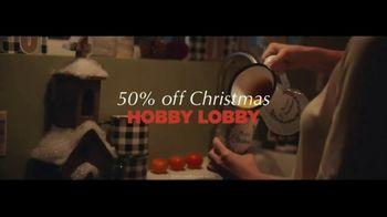 Hobby Lobby TV Spot, 'Holiday Decor' - Thumbnail 8