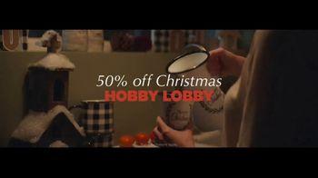 Hobby Lobby TV Spot, 'Holiday Decor' - Thumbnail 9