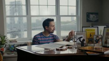 American Express TV Spot, \'2018 Small Business Saturday\' Featuring Lin-Manuel Miranda