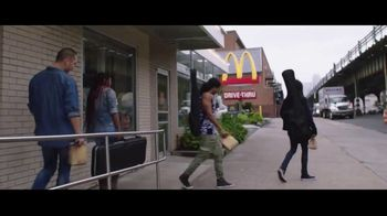 McDonald's TV Spot, 'In Common: Moving Others'