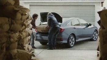 2018 Honda Civic TV Spot, 'Dark Matter Coffee' [T2] - Thumbnail 5