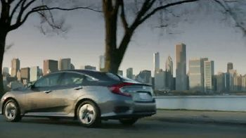 2018 Honda Civic TV Spot, 'Dark Matter Coffee' [T2] - Thumbnail 6