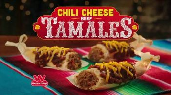 Wienerschnitzel Chili Cheese Tamales TV Spot, 'More Delicious' - Thumbnail 8