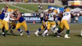 Verizon TV Spot, 'The Best: Rams vs. Packers' - 5 commercial airings