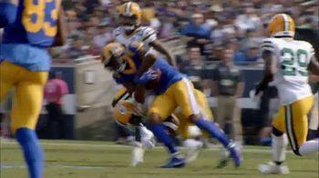 Verizon TV Spot, 'The Best: Rams vs. Packers' - Thumbnail 3