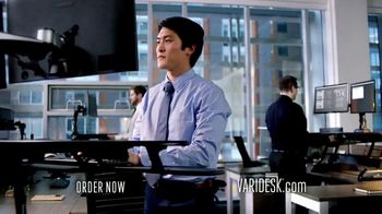 Varidesk TV Spot, \'Everybody Knows\'