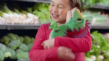 FurReal Munchin' Rex TV Spot, 'Grocery Store' - Thumbnail 10