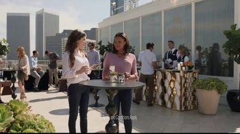 Hilton.com TV Spot, 'The Catch' Featuring Anna Kendrick - 8480 commercial airings
