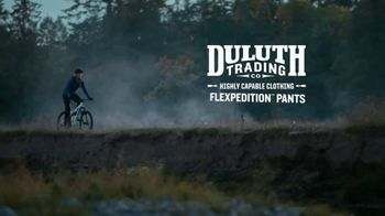 Duluth Trading Company Flexpedition Pants TV Spot, 'Forecasts Are Fickle' - Thumbnail 10