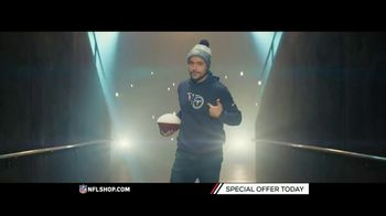 NFL Shop TV Spot, 'Titans and Cowboys Fans' - Thumbnail 1