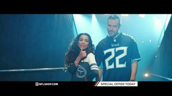 NFL Shop TV Spot, 'Titans and Cowboys Fans' - Thumbnail 4