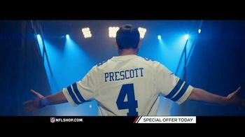 NFL Shop TV Spot, 'Titans and Cowboys Fans' - Thumbnail 7