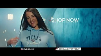 NFL Shop TV Spot, 'Titans and Cowboys Fans' - Thumbnail 9