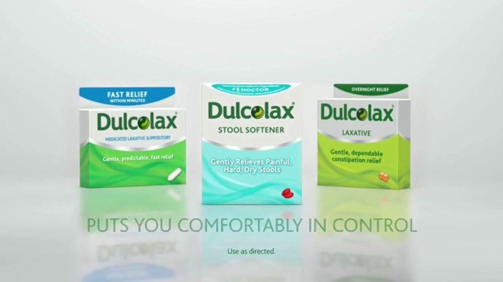 Dulcolax Tv Commercial Running Like Clockwork Ispot Tv
