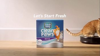 Fresh Step Clean Paws TV Spot, 'Cat Toy' - Thumbnail 10