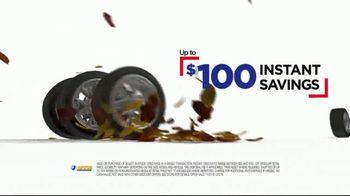 National Tire & Battery TV Spot, 'Instant Savings'