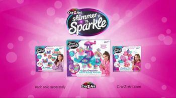 Cra-Z-Art Shimmer 'N Sparkle Spa Creations Bath Bomb Maker TV Spot, 'Fizzy' - Thumbnail 10
