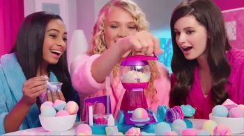 Cra-Z-Art Shimmer 'N Sparkle Spa Creations Bath Bomb Maker TV Spot, 'Fizzy'